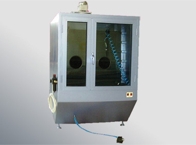 TMT 1400CM Manual Sand Blasting Machines For Glass